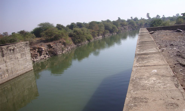 Government mulling over using pipelines to bring Krishna water