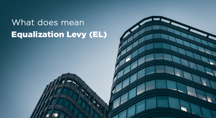 What is Equalisation Levy ?