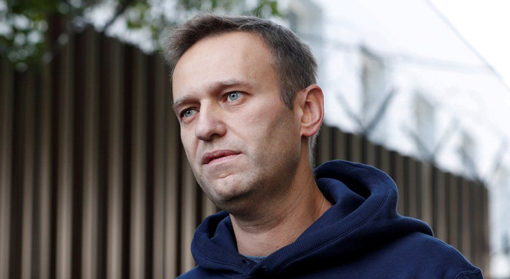 Jailed Russian Opposition leader wins top EU prize